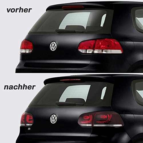 led r ckleuchten original volkswagen vw golf 6 r r tuning. Black Bedroom Furniture Sets. Home Design Ideas